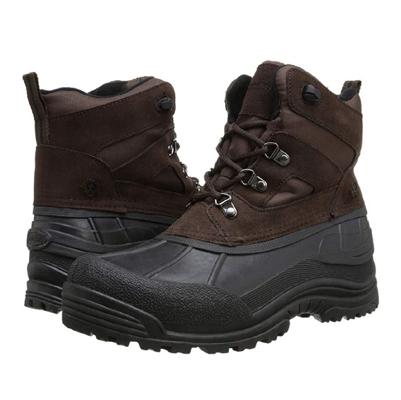 c8491345611c Northside Mens Tundra Cold Weather Boots